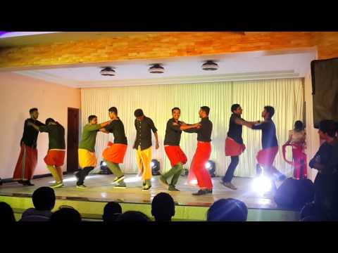 Santhome Church Youth Dance 2016