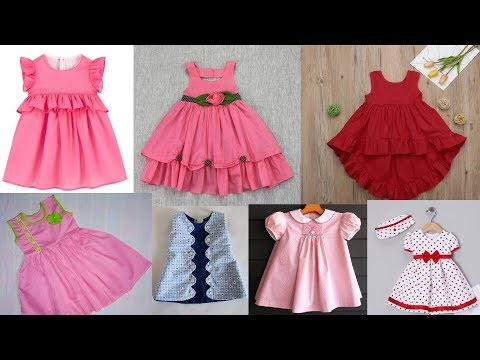 Baby Frocks Collection With Unique Designs Very Beautiful Baby Frocks Designs Youtube