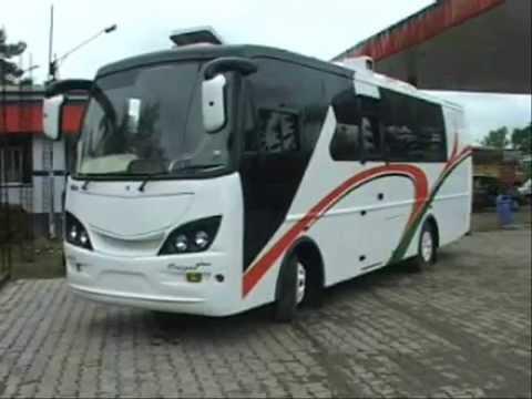 Luxury bus / Election Campaignign vehicle / bus  / rath
