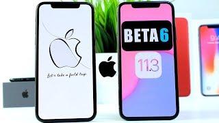iOS 11.3 BETA 6 | Apple Announces March Event & More