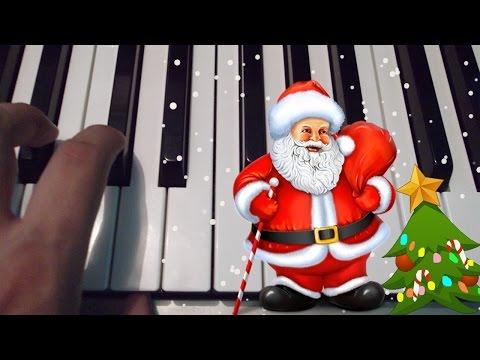 Navidad Navidad  Jingle Bells  Piano Tutorial  Notas Musicales