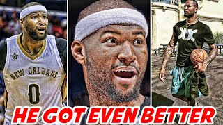 demarcus cousins lost a lot of weight kenyon martin roasted joakim noah   nba news