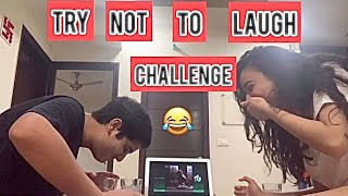 TRY NOT TO LAUGH CHALLENGE || FUNNY VIDEO || MISHIKA ARORA