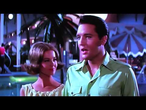 "Elvis and Shelley Fabares HD: ""Puppet on a String"""