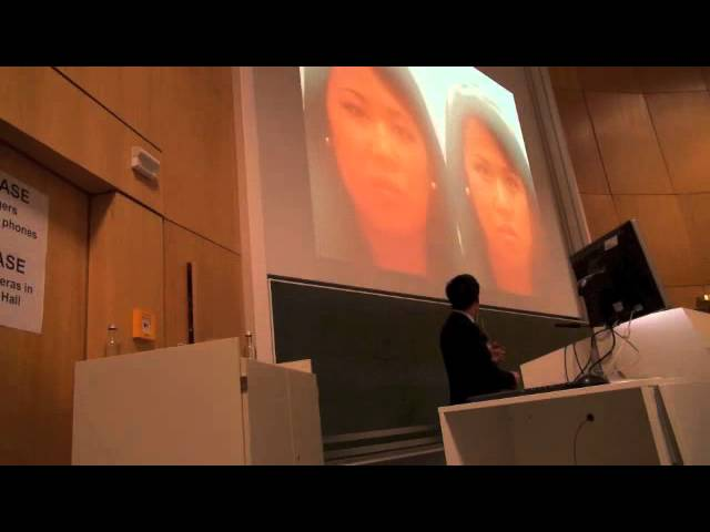 Asian Double Eyelid Lecture by Dr. Sam Lam in Germany
