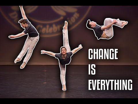 """ANDREW CURTIS SOLO """"Change Is Everything"""""""