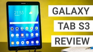 Samsung Galaxy Tab S3 Review: The Best Android Tablet?