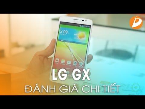 LG GX - Liệu có thay thế được Optimus G Pro.
