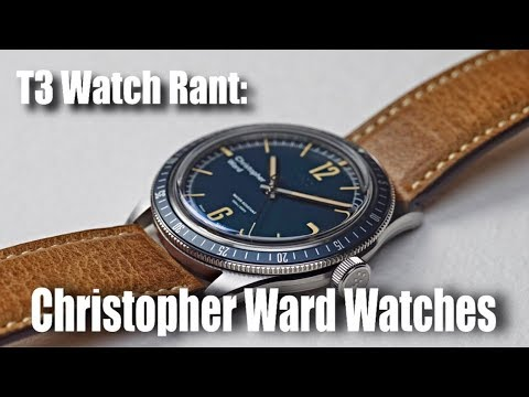 How Do I Feel About Christopher Ward Watches?