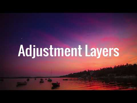 Adjustment Layers in Photoshop Intro|Photoshop Tutorial thumbnail