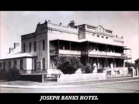 BOTANY MASCOT. AUSTRALIA