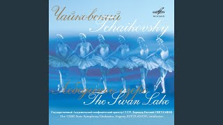 Swan Lake, Op. 20, Act II: No. 13 Danses des Cygnes - Moderato assai