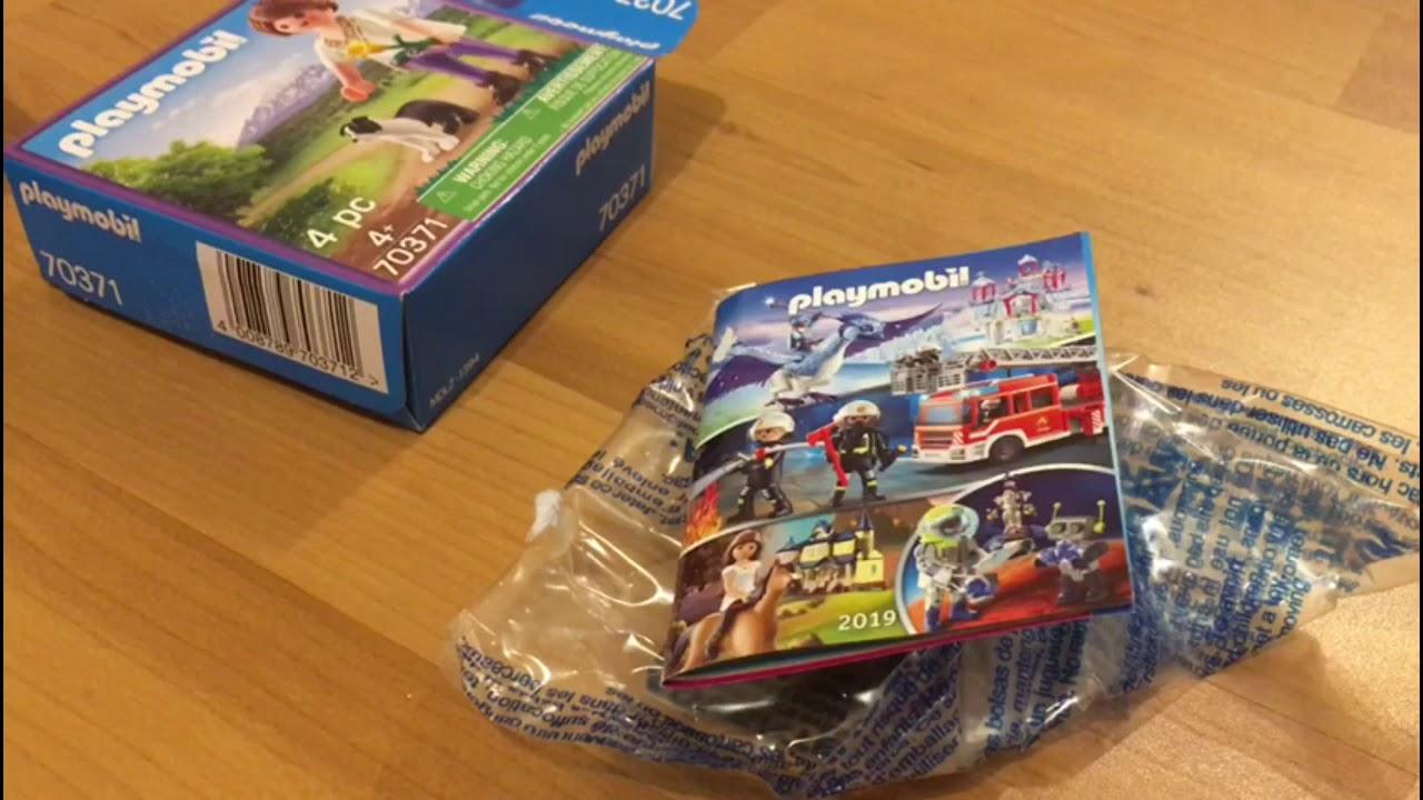 die playmobil milka figuren je 050 €  youtube