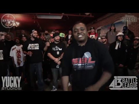 413 Battle League - Petey Mitch vs Blackademiks