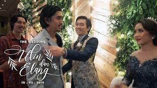 Video The Wedding Ulin & Elang (Resepsi) download MP3, 3GP, MP4, WEBM, AVI, FLV September 2018