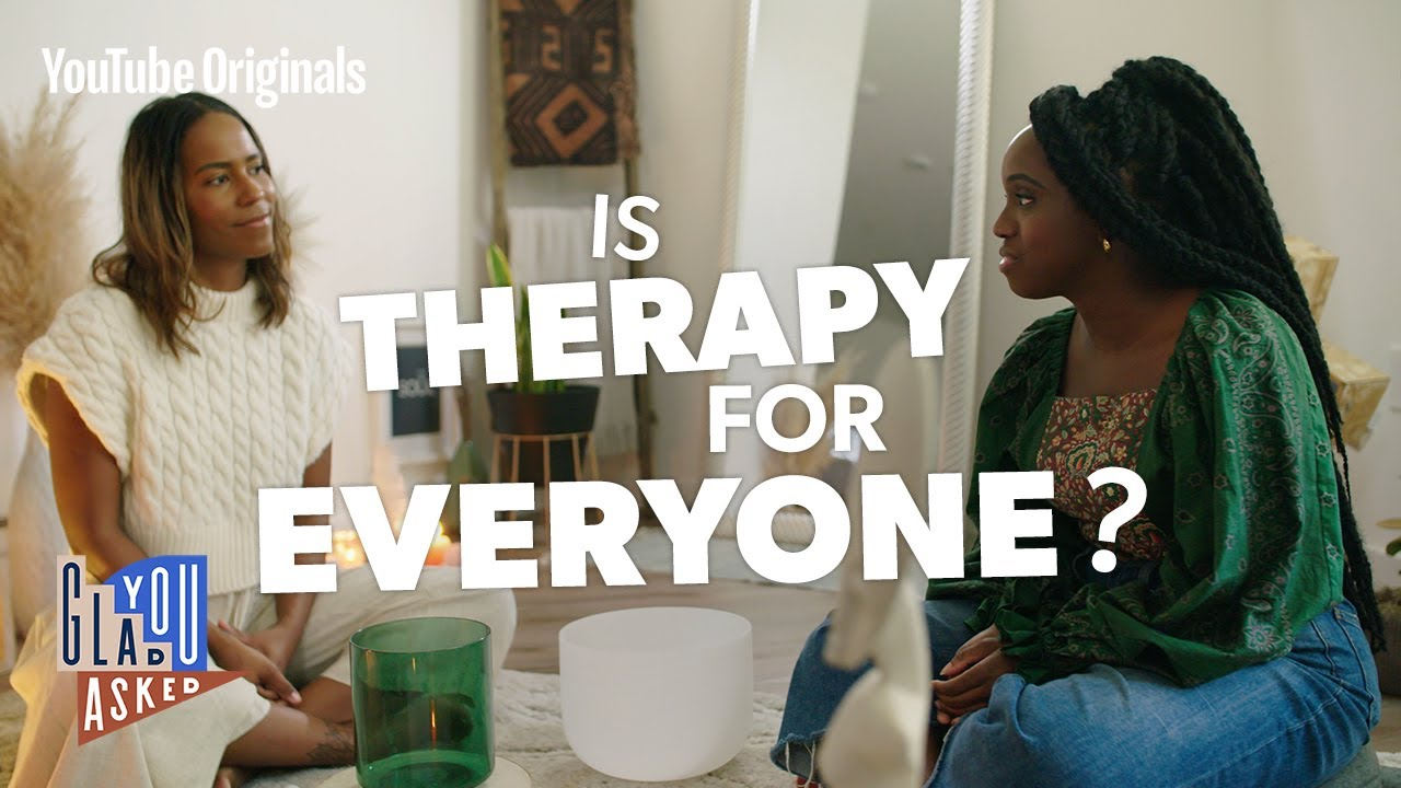 Is therapy for everyone?