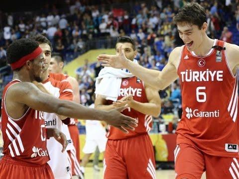 Germany 75-80 Turkey Eurobasket 2015 | 08.09.2015