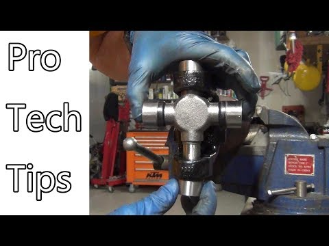 20 Tips to Replace U joints Like a Pro from a Professional Mechanic