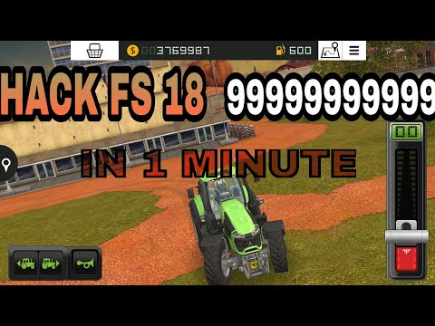 HOW TO HACK FARMING SIMULATOR (FS) 18 WITH LUCKY PATCHER BY Gaming Friend