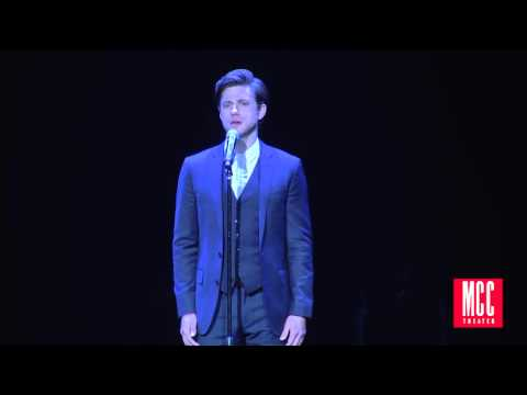 Aaron Tveit sings 'As Long as He Needs Me' from Oliver!