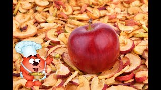 Как сушить яблоки, груши, сливы. Сушеные фрукты-груши, яблоки, сливы