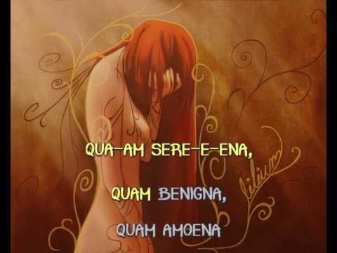 Lilium - Elfen Lied OP short version - Karaoke