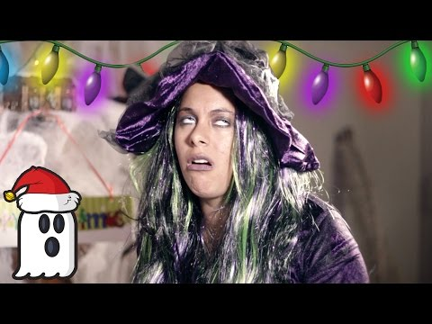 Scary Christmas – Cooking Decorating Party