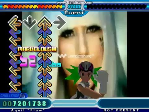 StepMania  Poker Face Challenge Part 1