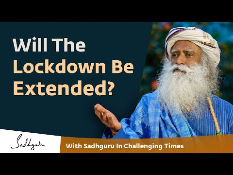 With Sadhguru In Challenging Times - 06 Apr 6:00 P.m IST