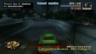 Grand Theft Auto III PS2 Gameplay HD (PCSX2)