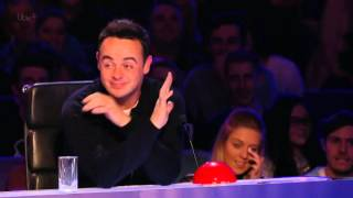 Ant & Dec Judging on Britain