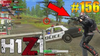 BEST PART ABOUT THE GAME FOR A NEW PLAYER! H1Z1 - Oddshots & Funny Moments #156
