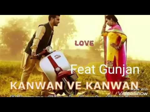 Kawan ve Kawan | Punjabi| song | Bikram singh | feat Gunjan