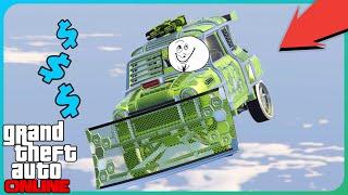 GTA Online - Artık Sende Zenginsin Çünkü Tek Kişilik Araba Kopyalama Geldi