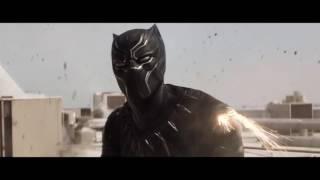 マーベル「シビル・ウォー/キャプテン・アメリカ MovieNEX」ブラックパンサー登場! thumbnail