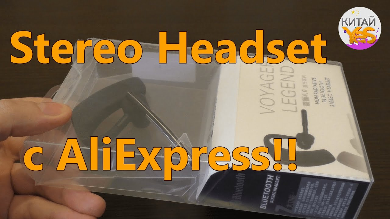 Bluetooth Stereo Headset Voyager Legend Aliexpress Youtube