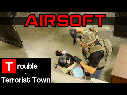 Airsoft Trouble in Terrorist Town - Above The Law