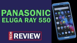 Panasonic Eluga Ray 550 Smartphone REVIEW| Tech Tak