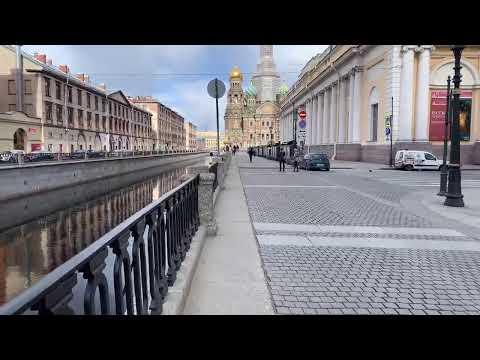 """Прогулка по Петербургу с """"Фонтанкой"""""""