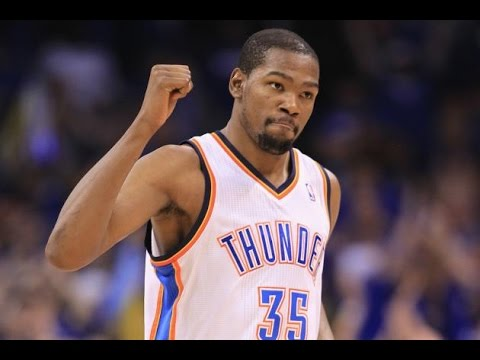Kevin Durant's Top 10 Dunks Of His Career