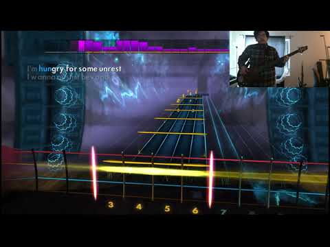 Muse - Unnatural Selection *Bass Cover* Rocksmith 2014 CDLC