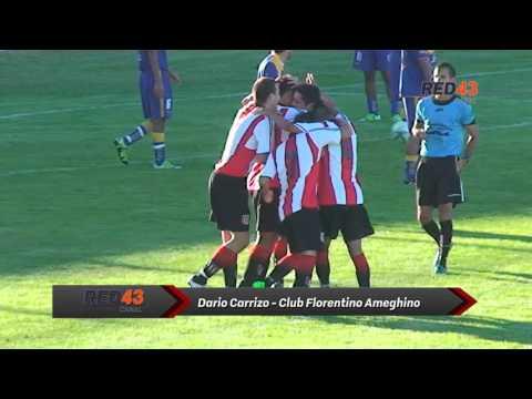 Tercer gol de Florentino Ameghino