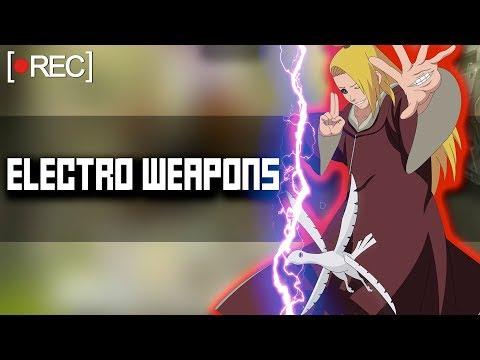 Pixel Gun 3D : Electro Weapons [Gameplay]