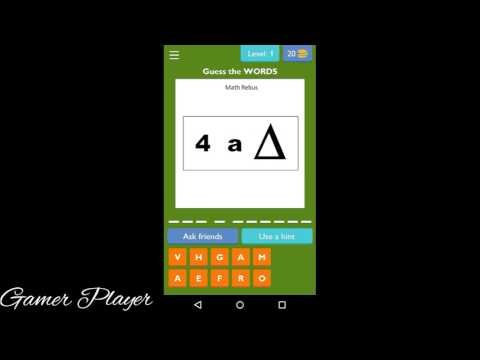 Think Outside of the Box Walkthrough Android Game - Level 1-20 Answers