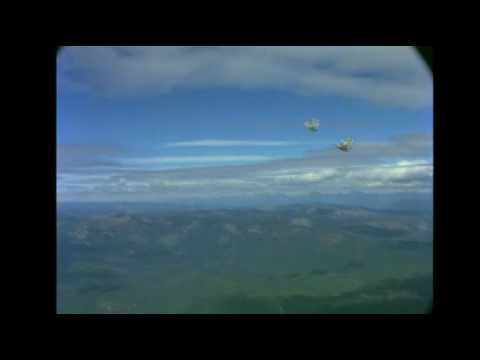 007 Moonraker Parachute Scene - Making of..
