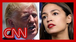 CNN analyst: Fox fuels Trump's fixation with Ocasio-Cortez and Omar