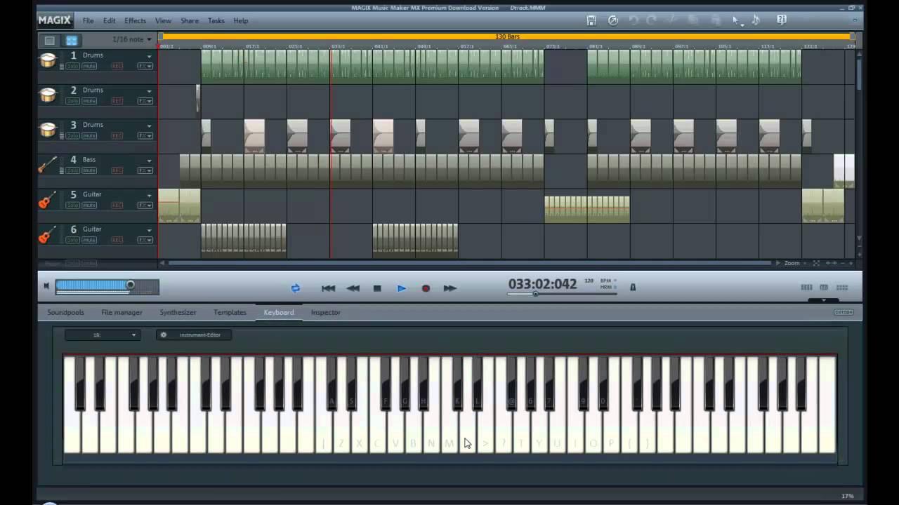 music maker magix premium