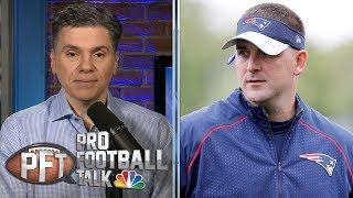 New York Giants hire Joe Judge as next head coach | Pro Football Talk | NBC Sports
