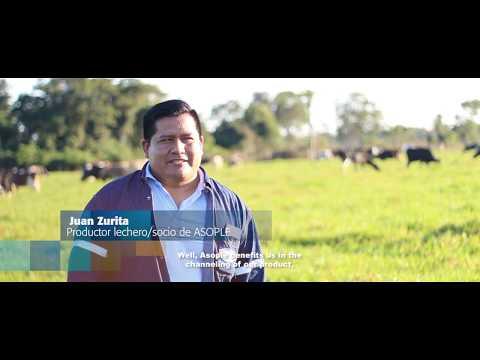 Bolivian dairy farmers' association ASOPLE