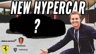 I'M BUYING A NEW HYPERCAR! WHICH ONE? | NICO ROSBERG